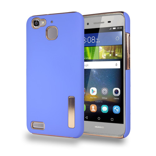 Stillvol Hybrid Case for Huawei Y3II Blue and Gold