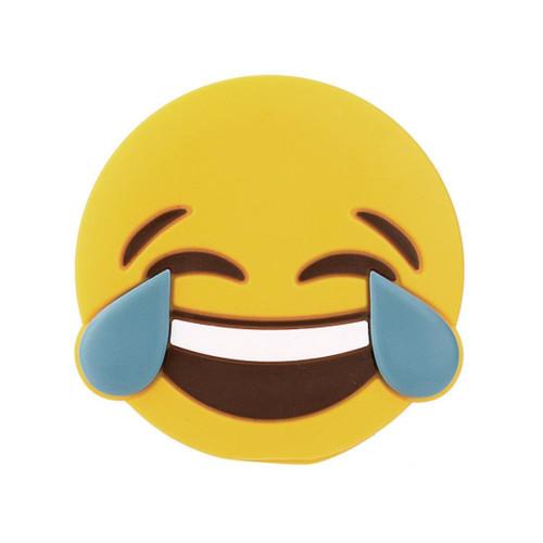 Emoji power bank tears