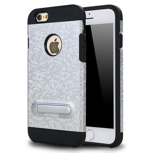 Masic case for iphone 6 plus Silver