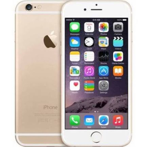 iPhone 6 16gb Refurbished Gold