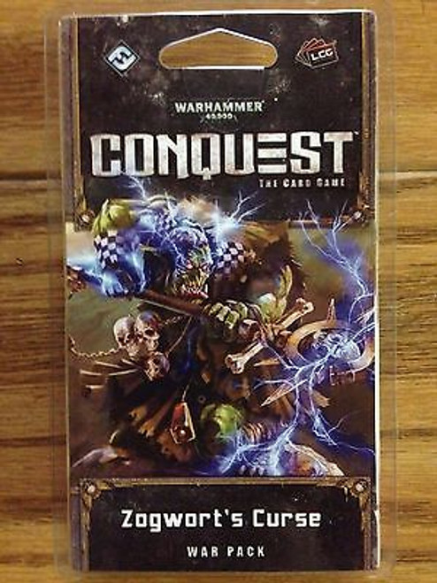 Conquest Zogwort's Curse War Pack