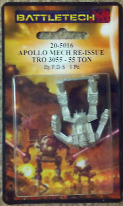 Battletech Apollo Mech 20-5016 Click for more Savings!