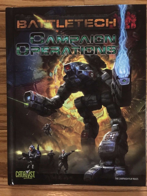 BattleTech RPG: Campaign Operations