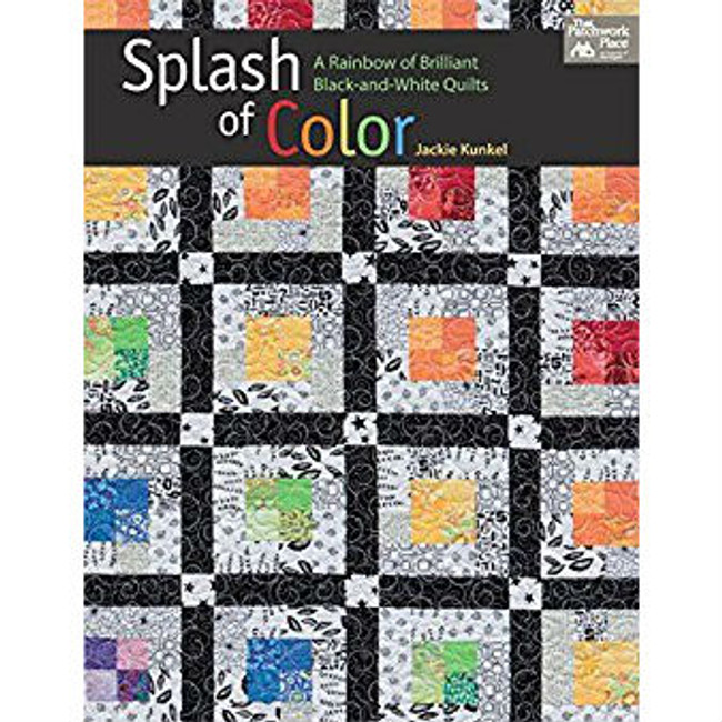 Splash of Color by Jackie Kunkel