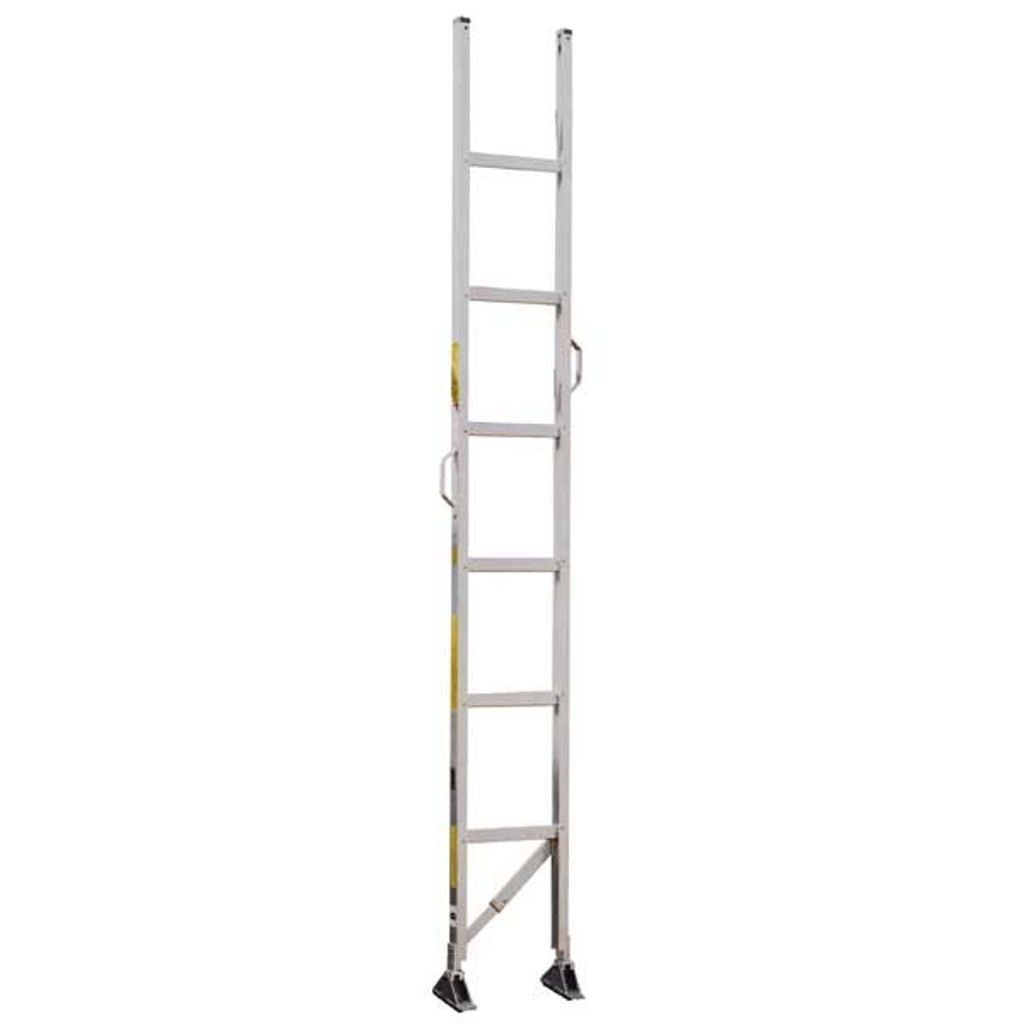 Alco-Lite FL Series Aluminum Folding Attic Ladder - SELECT SIZE BELOW