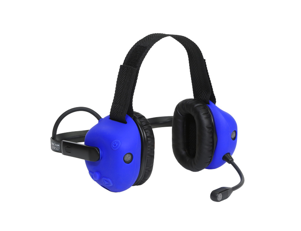 FireCom Silicone Headset Ruggedizers, (14 Colors To Choose From)