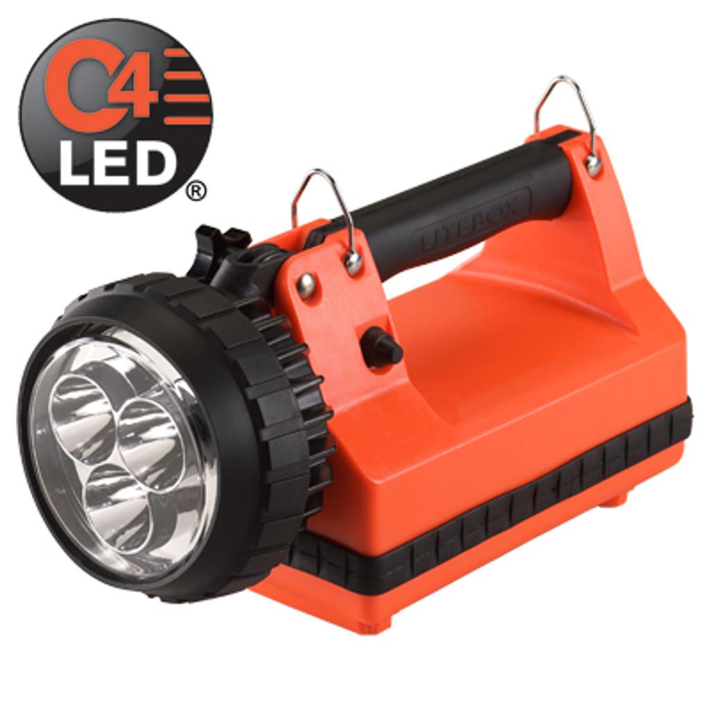 Streamlight #45805 E-Flood LiteBox Vehicle Mount System 12V DC - Orange