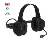 FireCom Radio Transmit Under-Helmet DECT7 Bluetooth Wireless Headset