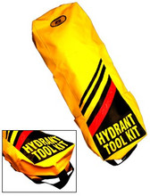 R&B Fabrications Extended Height X-Large Hydrant Tool Bag - Yellow