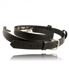 Boston Leather #6543-1 Fireman's Radio Strap