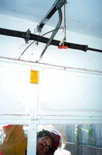 Fire Hooks Unlimited Keyless Garage Entry Tool