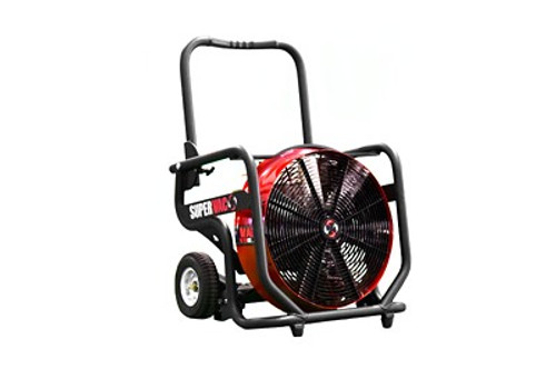 "Super Vac 20"" Electric Powered Valor Series PPV"