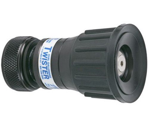 """TFT Legacy 1"""" Twister Dual Gallonage Nozzle Tip - 10 & 40 GPM @ 100 PSI"""