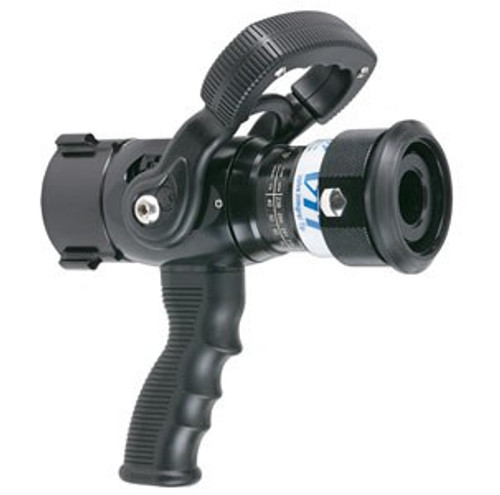 """TFT Legacy 1.5"""" Valve Integral Nozzle with Pistol Grip - 1.5"""" Outlet with 7/8"""" Orifice"""