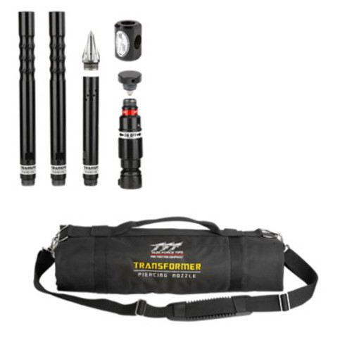 TFT G-Force Transformer Piercing Nozzle System Package