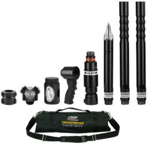 TFT G-Force Transformer Piercing Nozzle PLUS System Package