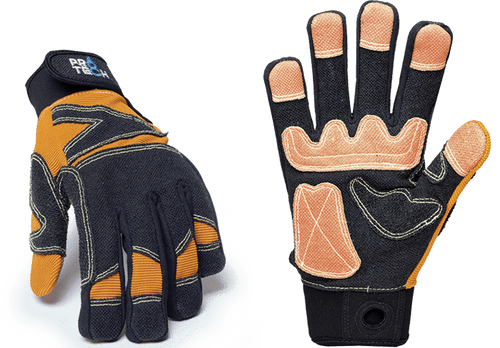 Pro-Tech 8 #PT-8-BLO B.O.S.S. LiteX Multi-Purpose Cut Resistant Glove