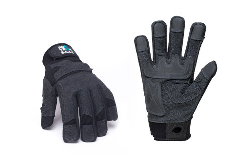 Pro-Tech 8 #PT-8-BHH B.O.S.S. Series High Heat Glove - Black