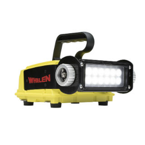 Whelen Pioneer LiFe Portable Area Scene Light with 115-240VAC with Standard NEMA Plug