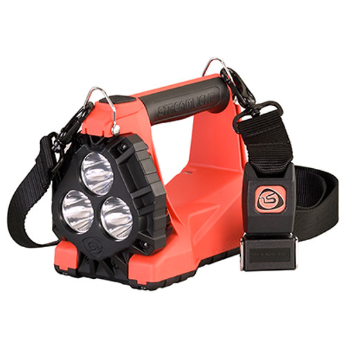 Streamlight #44315 Fire Vulcan 180 LED 12V DC Vehicle Mount System - Orange