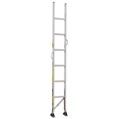 2000 Mazda B Series Cab Plus Exterior: Alco-Lite 8' Aluminum Folding Attic Ladder