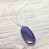 Natural Lapis Stone Necklace