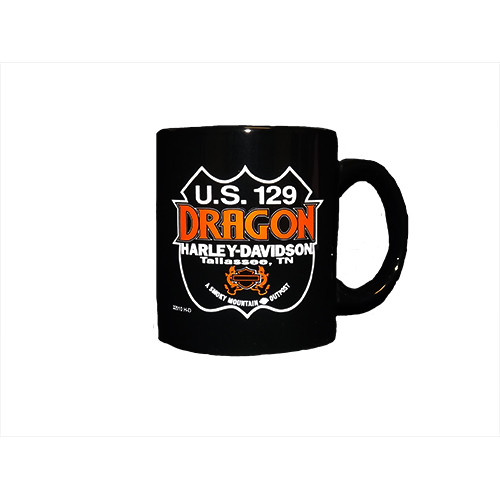 HarleyDragon.com - US 129 Dragon Harley-Davidson Coffee Mug
