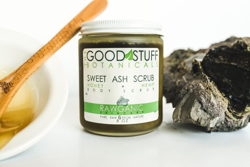 Sweet Ash Scrub