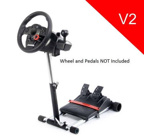 Wheel Stand Pro V2 Racing Steering WheelStand for Logitech Driving Force GT, Pro, EX, FX and F430 V2