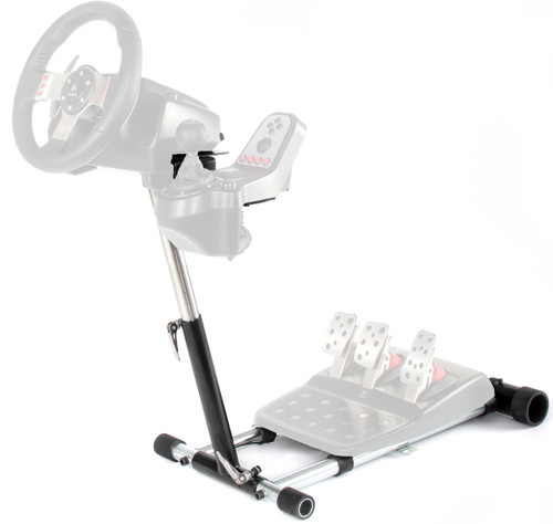 X REFURBISHED G29  Deluxe Racing Steering Wheel Stand for Logitech G920/G29/G27/G25 Wheels Deluxe V2. Wheel and Pedals not included.