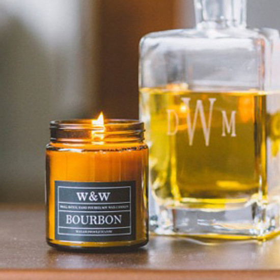 Wax & Wool Gentlemen's Reserve Candle