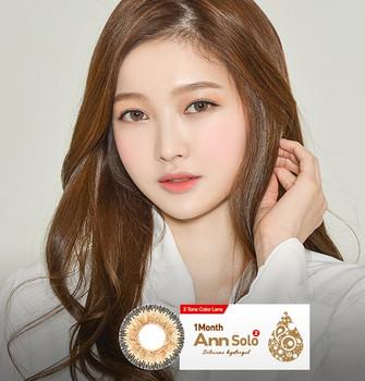 1MONTH ANN SOLO (2EA) [SILICON HYDROGEL]