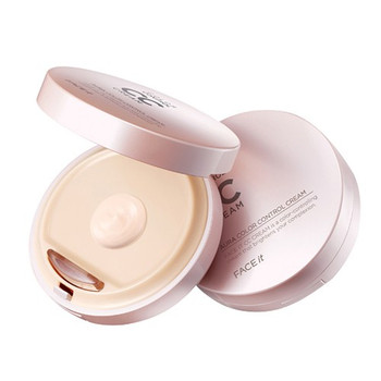 (THE FACE SHOP) FACE IT AURA COLOR CONTROL CREAM SPF30, PA++
