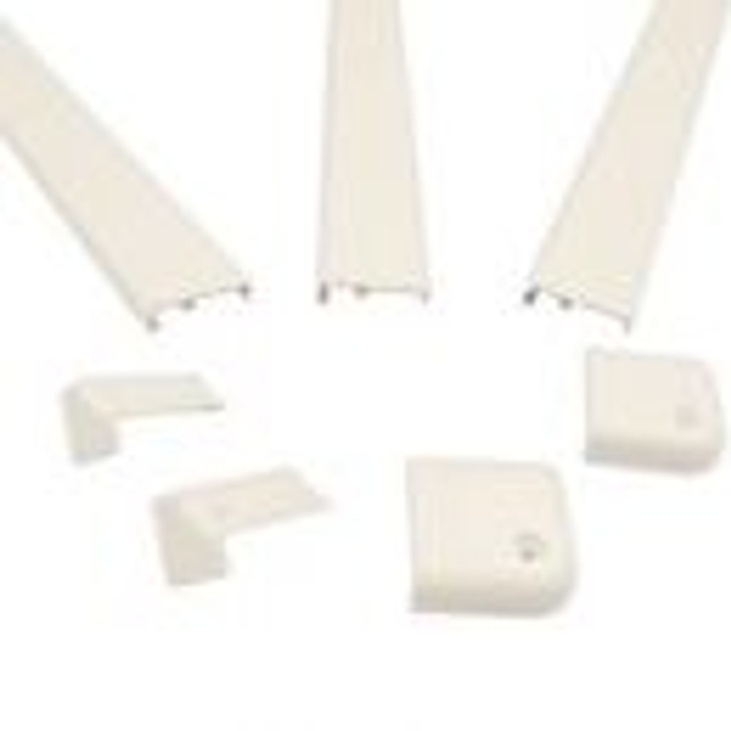"Tub Trim Molding Kit 54"" Almond"