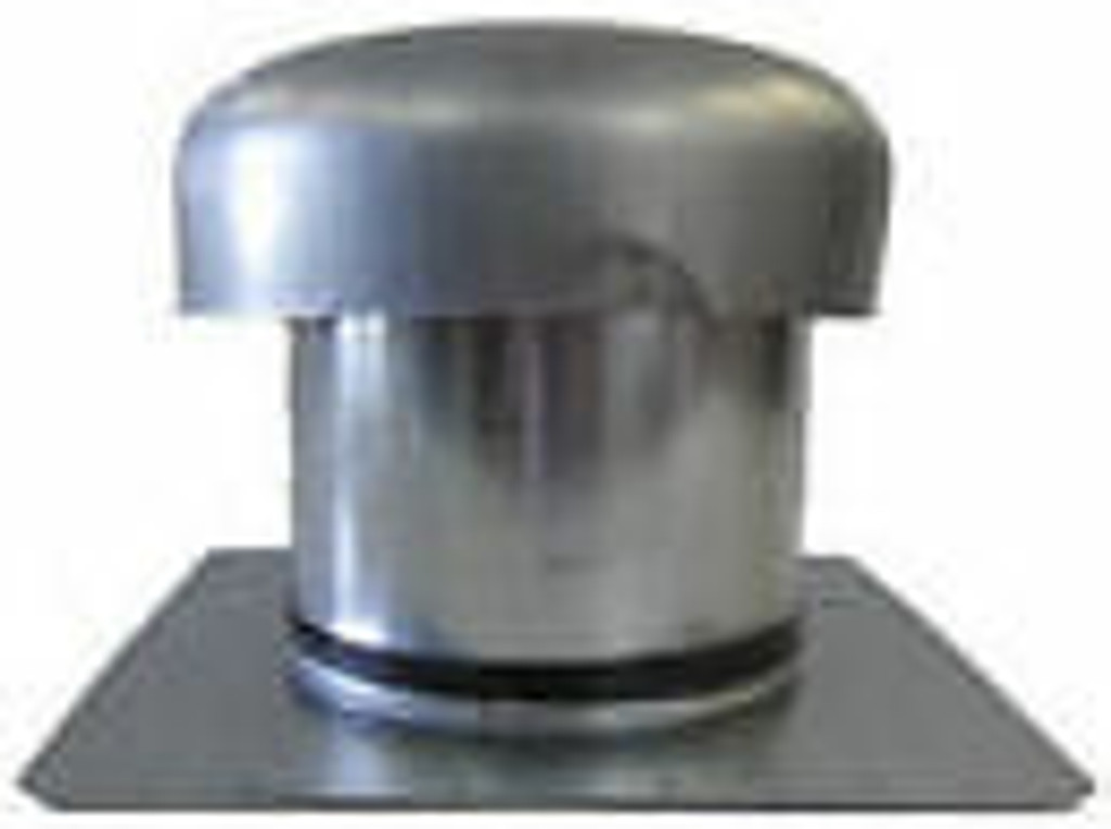 Ventline Bath Ceiling Exhaust Fan Roof Cap for Flat Roof