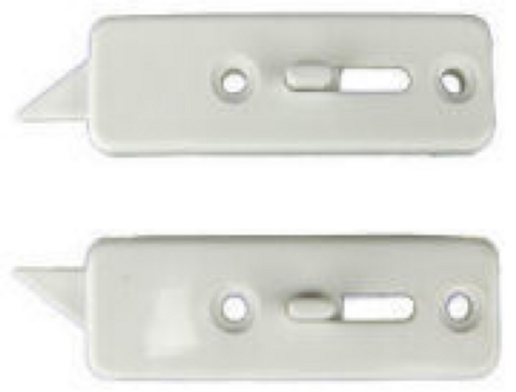 Kinro Vinyl Window Tilt Latch Set