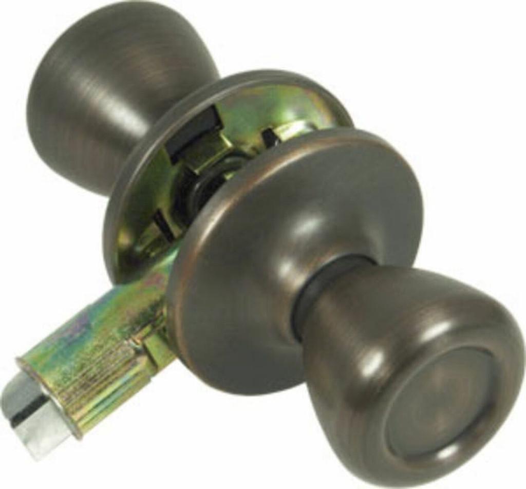 Oil Rubbed Bronze Interior Passage Lock