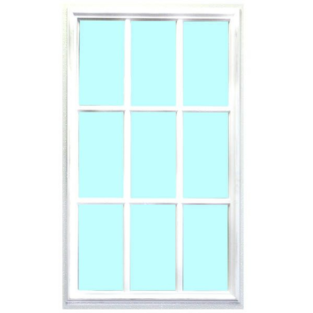 "20"" x 36"" Cottage Window For Exterior Doors"