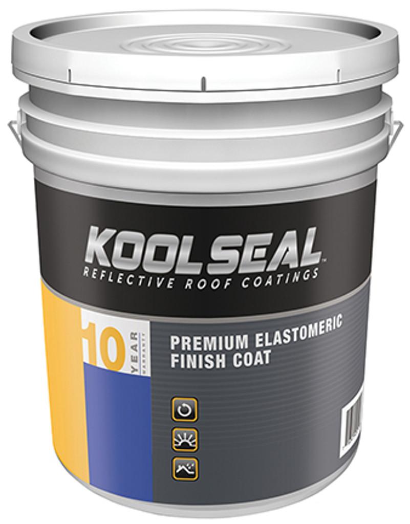 Kool Seal White Elastomeric 4.75 Gallon 10 Year