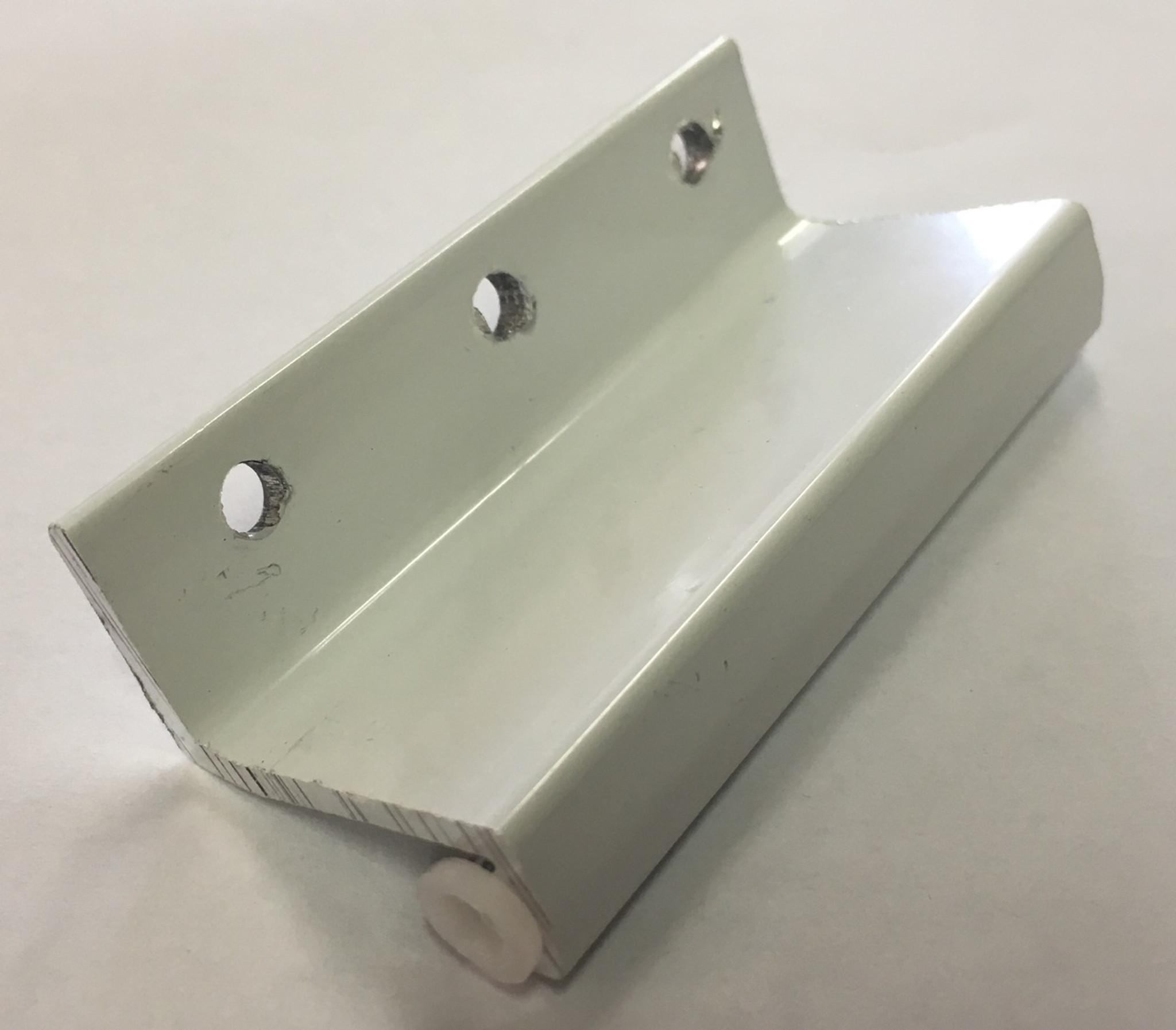 Elixir Exterior Door Hinge White (4 Pack) - H & S Mobile Home Supplies