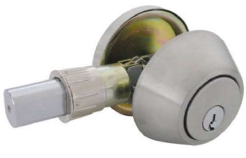 Stainless Steel Double Cylinder Deadbolt Lock