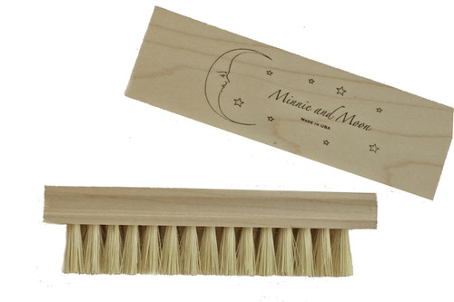 Natural Nail Brush Made in USA