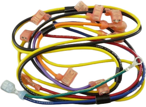 wiring harnesses buy replacement wiring harness for control board rh acunitparts com Gas Furnace Electrical Wiring goodman furnace wiring harness