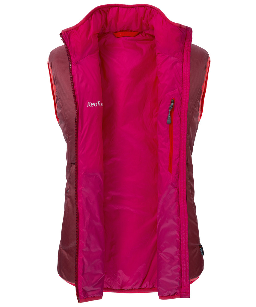 Insulated Vest Focus women's