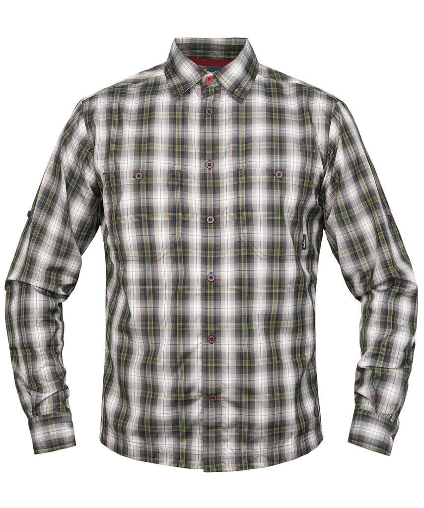 Vermont LS Shirt Mens
