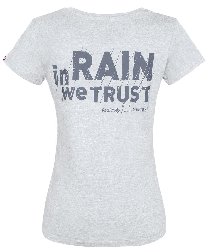 Rain t-shirt women's