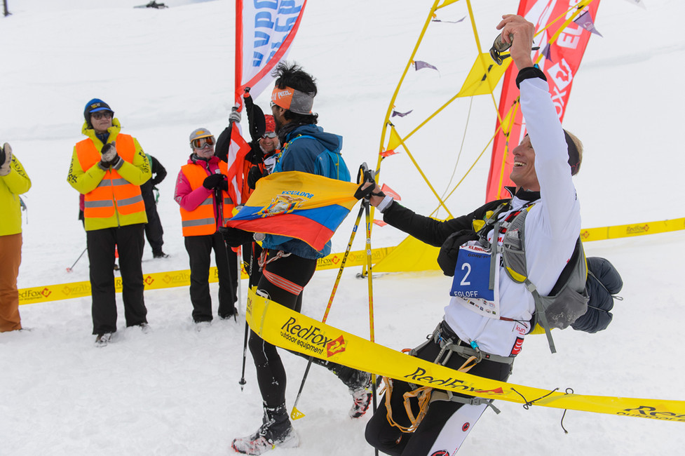 All registered Elbrus Race athletes - get a 30% discount to equip yourself for the Race!