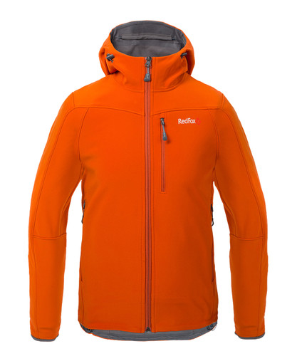 Yoho Softshell Jacket