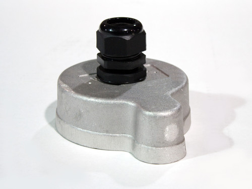 4 Inch Well Cap with EarthStraw Gripper