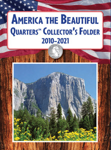 America the Beautiful Quarters™ Collector's Folder 2010-2021:  - ISBN: 9781402771583